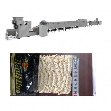 Automatic Fried Instant Noodle Making Machine 380V / 50Hz Voltage Labor Saving