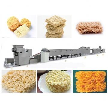 Fried Instant Noodles Making Precessing Machine Production Line
