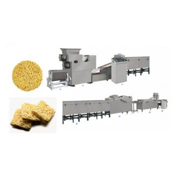 Hot sale small fry instant noodle making machine