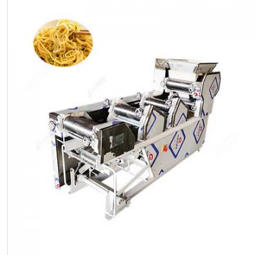 High quality industrial pasta machine/industrial fried instant noodle making machine
