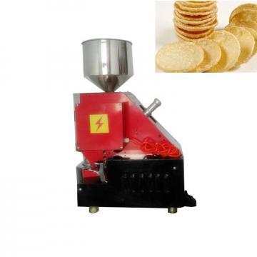 Almonds Sesame Cereal Bar Forming Machine Rice Cake Molding Auto Feeding