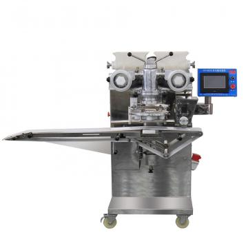 High Speed Sweet Japanese Rice Cake Daifuku Mochi Ice Cream Making Machine