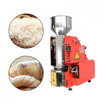Industrial Demand Snack Fruit Bar Nougat Making Machine Puffed Rice Cake Energy Bar Granola Moulding Machine