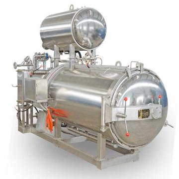 Food Industrial Steam Heating Sterilization Autoclave Kettle Equipment