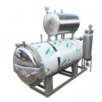 Tunnel type industrial microwave sterilizer machine for canned bagged food sterilization equipment