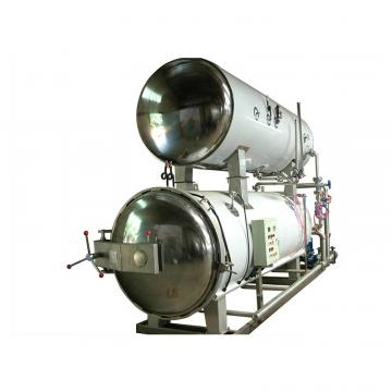 Industrial canning food sterilization equipment for jars