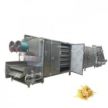 Ce Certificate Industrial Semi Automatic Gas Heating Potato Chips Making Machine