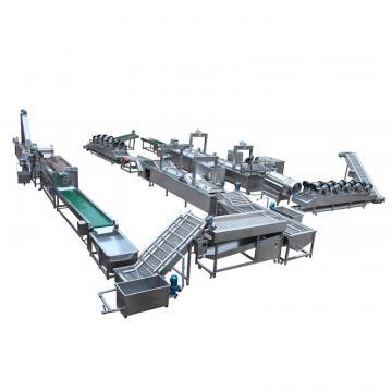 Semi - Automatic Potato Chips Making Machine , French Fries Production Line