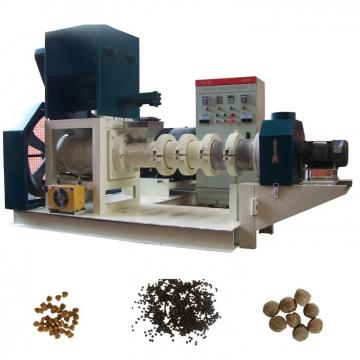 Food Grade Material Pet Food Production Line Electromagnetic Controlling System