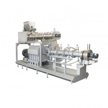 50 - 130KW Power Pet Food Production Line With Stainless Steel Cooling Conveyor