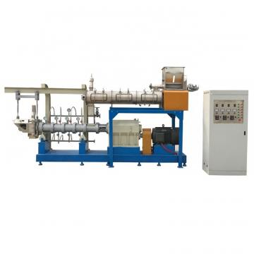 High quality dry dog food extruder pet food production line for sale