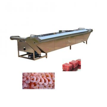 Tunnel Type Microwave Frozen Chicken Meat Thawing Machine