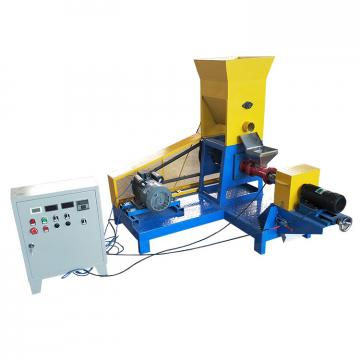 Best quality floating fish feed pellet mill making machine