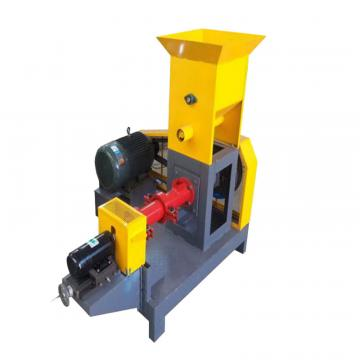 High Technology Small Floating And Sinking Fish Feed Pellet E Machinery Production plant