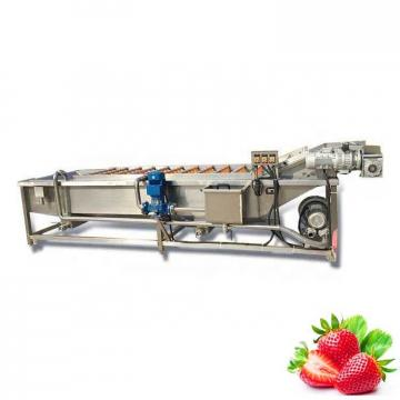 Commercial Food Washing Machine 220V / 380V Voltage Low Energy Consumption