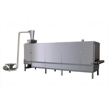 Stainless Steel Automatic Extruded Artificial Rice Making Machine , Nutrition Rice Machinery