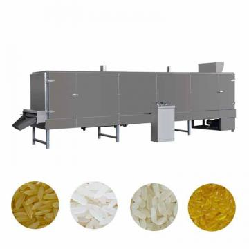 2019 hot sale full automatic artificial rice making machine with plant price