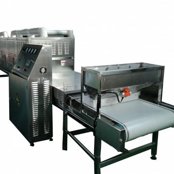 Agricultural Black Soldier Fly Larvae Microwave Drying Machine