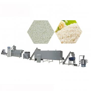 Full Automatic America Wheat Fry China Bread Crumb Food Making Extruder Production Line