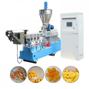 High Efficiency Snack Food Production Line / Corn Snacks Making Machine