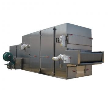 Cat Litter Microwave Drying Equipment With Stainless Steel Material