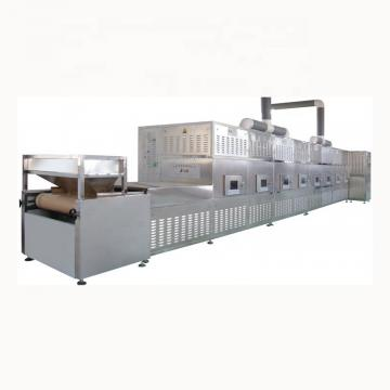 Electric Power Microwave Drying Equipment Good Efficiency 120 - 1800kg/h Capacity