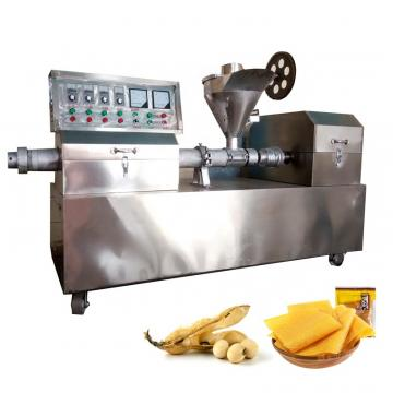 Hot Sale Automatic Textured Soy Protein Food Extrusion Machine Manufacturers